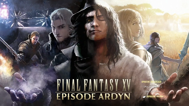 Episode Ardyn Cover